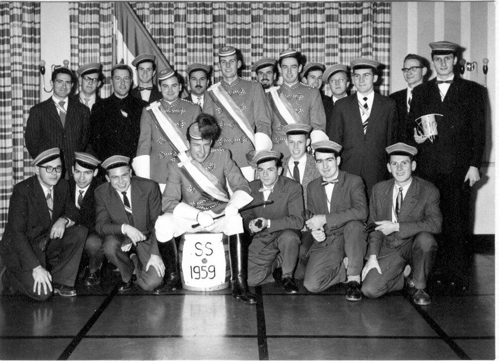 Gundoldinger Sommersemester 1959