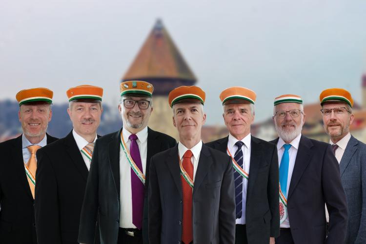 AV Gundoldinger Altherren Vorstand